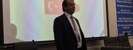 Abdulkadir GAYRETLİ den japon blim adamlarına türk eğitim sistemi semineri